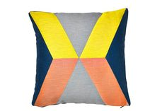 20 Ikea Products Almost As Good As The Meatballs #refinery29  http://www.refinery29.com/ikea-furniture#slide-7  A nice way to jazz up your sofa, these modern pillows add color but keep things elevated....