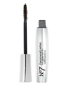 Editors' Favorites: Week of 7.15.13: Editors' Favorites: allure.com --   BOOTS NO7 FANOMENAL LASHES    Just when we thought we'd seen it all, we discovered this mascara. The spiky bristles twist around the brush like a spiral staircase, and because they alternate in length, they deliver thick, defined lashes.
