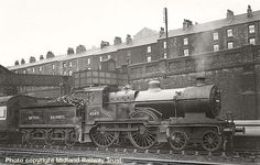 David Heys steam diesel photo collection - 28 - BR LONDON MIDLAND - 2