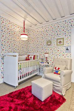 """Dica para as mamães: Lindo quarto de bebê! Foto do post """"7 ideias para montar quarto de bebê para menino e unissex"""". Mais fotos em: http://mamaepratica.com.br/2014/05/30/mamae-decora-ideias-para-montar-o-quarto-de-bebe-menino-e-unissex/#more-4634"""