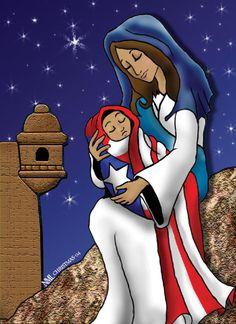 navidades en puerto rico | Navidad de Puerto Rico 2004 by DemonicNeko on deviantART