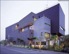 Tantanstory House by Bang, Chul-rin /Architect Group CAAN