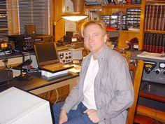 Joe Walsh's ham radio shack