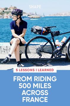 Here's what one person learned along the way that they hope will serve as inspiration for you to set out on your own potentially life-changing adventure. #lifechanging #fitness #biking Intense Cardio Workout, Cardio Workouts, 500 Miles, Sweat It Out, Lessons Learned, You Fitness, Life Changing, Upper Body, Body Weight