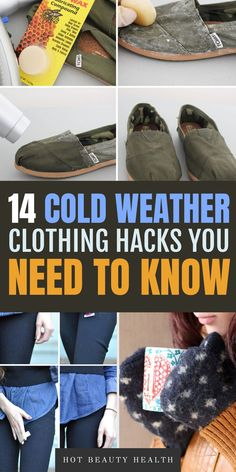 These cold weather clothing hacks will help you stay warm during the fall and winter months. You'll be so glad to come across these awesome life tips! Now you'll have some great ideas for winter clothing! #coldweatherclothing #coldweatherideas #winterclothing #hyggeideas Cold Weather Outfits, Winter Outfits, Life Run, How To Make Scarf, Clothing Hacks, Useful Life Hacks, Health And Fitness Tips, Winter Months, Life Tips