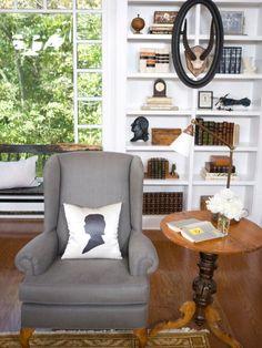 20 Mantel And Bookshelf Decorating Tips. Dining Room DecoratingRoom  Decorating IdeasBookshelf DecoratingBookshelf DesignLiving ... Part 58