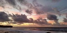 Aloha Friday Photo: Peaceful sunrise from Kauai's Shipwreck Beach - Go Visit Hawaii