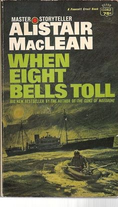 Pin by michael farnsworth on books pinterest books when eight bells toll fandeluxe Choice Image