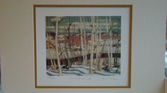 Tom Thomson-Open Water Joe Creek LTD Art Print Group of Seven | eBay $34.99