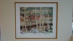 Tom Thomson-Open Water Joe Creek LTD Art Print Group of Seven | eBay $34.99