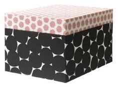קביטרה קופסא עם מכסה 20*25*32 שחור