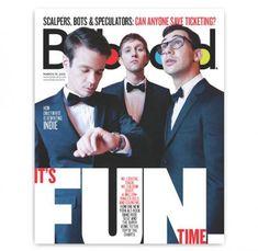 Billboard Magazine Covers 2012 - Fun.