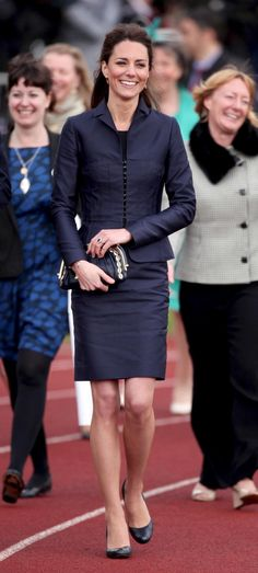 Kate Middleton Photos: Prince William and Kate Middleton Out and About