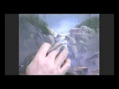 Learn to paint Waterfalls with Jerry Yarnell