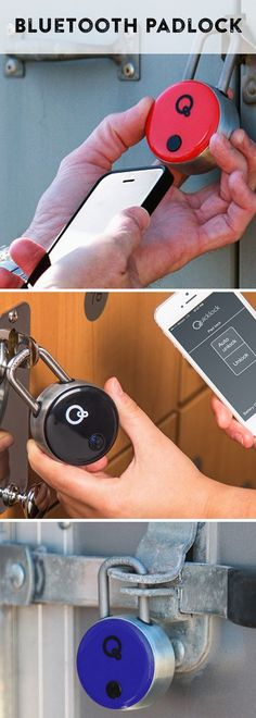 It's not a magic lock. It just seems that way. Opens with your phone, a fob, or a key card. No combination needed.