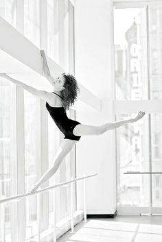 Alexis Polito - Joffrey Ballet by Gina Uhlmann