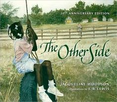 """""""That summer everyone and everything on the other side of the fence seemed far away."""" Pg. 6"""