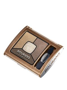 Bourjois Smoky Stories Eyeshadow - Upside Brown *FREE Bourjois Cosmetic Bag* | littlewoodsireland.ie