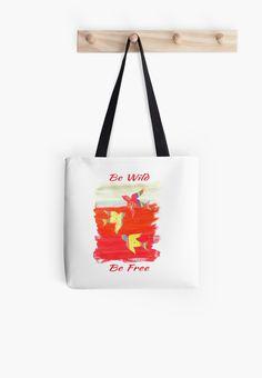 be wild be free by Argunika