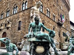 Piazza della Signoria in Florence, Italy: Florence in iPhone photos