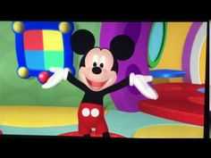 From the beginning of Mickey's Treasure Hunt. Mickey greets the viewer before the Picture Puzzle makes a noise. The scene is used in Mickey Mouse Clubhouse: . Picture Puzzles, Mickey Mouse Clubhouse, Disney Characters, Fictional Characters, Scene, Make It Yourself, Youtube, Fantasy Characters, Youtubers