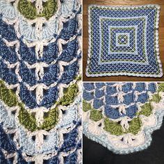 Ravelry: mrsjshandywork's Beautiful Shells Blanket Ravelry, Shells, Blanket, Crochet, Projects, Beautiful, Fashion, Conch Shells, Log Projects