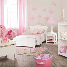 KidKraft Nantucket Toddler Bed