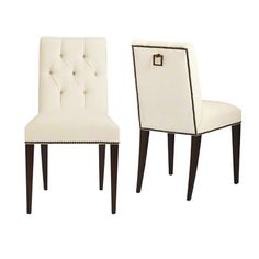 Baker Furniture : St. Germain Side Chair - 7846 : Chairs : Thomas Pheasant
