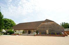 stunning barn venue in Hampshire. Rivervale Barn.