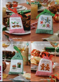 Gallery.ru / Photo # 64 - Cross Stitch Crazy 143 in November 2010 + the app free christm - tymannost