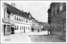Ivančice - náměstí 1938 Street View