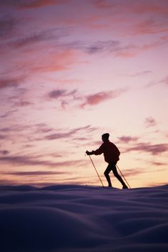 Skiing is one of the most popular activities in Finland. What a way to experience the winter wonderland! Winter Fun, Winter Snow, Ski And Snowboard, Snowboarding, Ontario, Xc Ski, Nordic Skiing, Le Havre, Cross Country Skiing