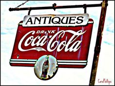 I collect all things Coke, I have always loved Coca-Cola collectables and have many things around my home that I have bought myself and people have given me. I also have a few other brands and things that I collect which I will look into and post.