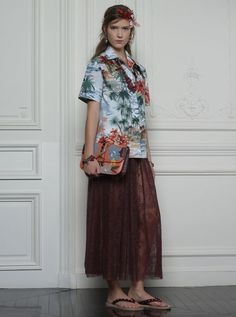 La collection Hawaiian Couture de Valentino