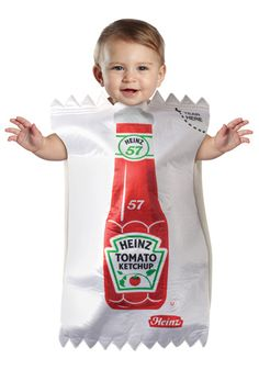 ah two of my favorite things kids and ketchup how can you go wrong?
