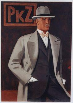 PKZ Man with Top Hat