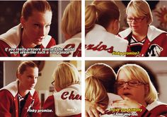&& this is why Britt is one of the most liked characters!