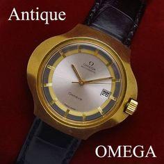 70'sOMEGAGENEVEUFOケース21JEWELS自動巻 アンティーク時計 Watch omega ¥134400yen 〆04月02日