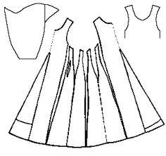 Mitt stora projekt under våren har varit en klänning baserad på Herjolvsnes Nörlund nr 38 (D10580). Mitt mål har varit ett plagg så nära originalet jag, med de textila kunskaper jag har idag, kan k…