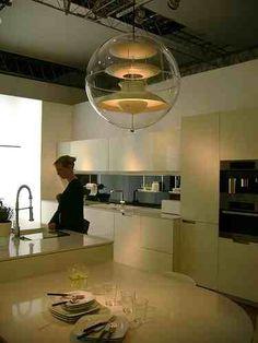 VP Globe Pendant Light & VP Globe Suspension Light by Verpan