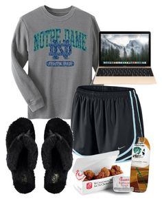 """""""nite y'all,I'll try to post allot tmrw and make it up to u guys"""" by sofiaestrada ❤ liked on Polyvore featuring Retrò, NIKE and UGG Australia"""