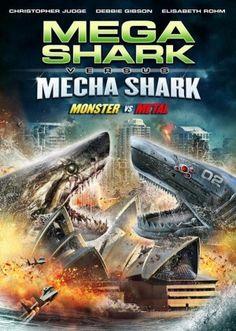 14 De mensheid wordt bedreigd door een nieuwe Mega Shark. Om de planeet te redden besluit de regering haar geheime Mecha Shark los te laten zodat deze het tegen deze monsterhaai kan opnemen.