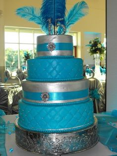 Quinceanera Cake