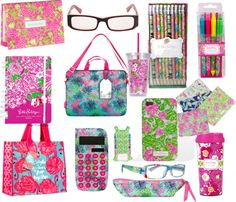 """""""Back to School: Lilly Love!"""" by annaxoxx on Polyvore"""
