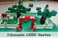 Our newest parent blog activity uses fun Fibonacci math to help you plot a perfect LEGO Garden, but the build is up to you! Lego Math, Maths, Lego Flower, Learning For Life, Lego Club, Lego Activities, Lego For Kids, Lego Projects, Heart For Kids