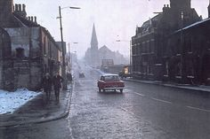 Queens Rd, Collyhurst, Manchester. Manchester England, Manchester United, Vintage Children Photos, Vintage Photos, Ho Chi Minh Trail, Jack Kerouac, Salford, Interesting Photos, Old Town