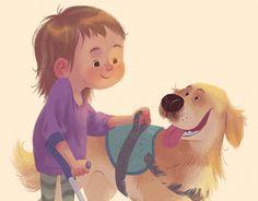 Pip and Pancake (In Progress) Daily Weather, Penguin Random House, Little Golden Books, Character Design, Sketches, Photoshop, Illustration, Artwork, Anime