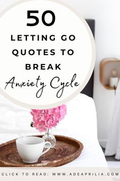 Letting go of what you can't control or letting someone you love after a breakup in relationships can be incredibly difficult. If we want to live a happy and fulfilling life, choose to let go. Loving and letting go is the key. Here are 50 quotes for letting go, spiritual growth quotes, and self love inspiration to help you moving forward and improve life. Letting Go Of Someone You Love, Let It Be, Improve Yourself, Finding Yourself, Make It Yourself, Spiritual Growth Quotes, Letting Go Quotes, After Break Up, Moving Forward
