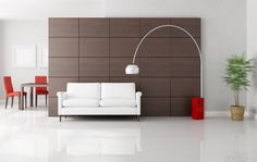 Photos of modern paneling walls - About