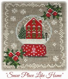 Grandma Kringle's: New Release: Snow Place Like Home